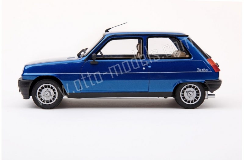 ot016 renault 5 alpine turbo 1983 ottomobile. Black Bedroom Furniture Sets. Home Design Ideas