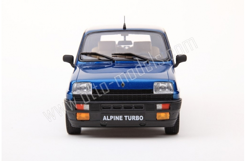 ot016 renault 5 alpine turbo 1983 ottomobile. Black Bedroom Furniture Sets. Home Design Ideas
