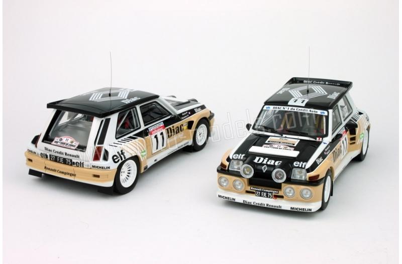 ot019 renault 5 maxi turbo tour de corse 1986 ottomobile. Black Bedroom Furniture Sets. Home Design Ideas