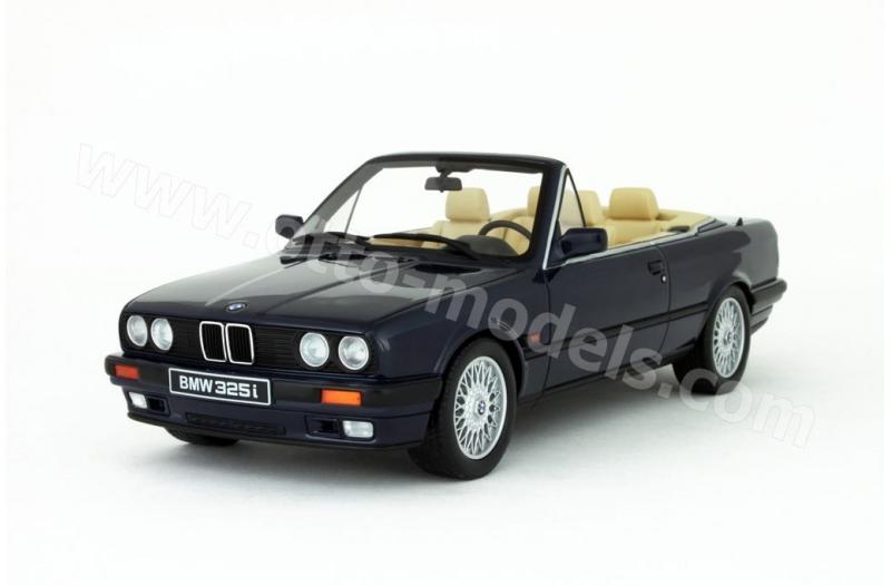 Ot114 Bmw E30 325 I Cabriolet Ottomobile