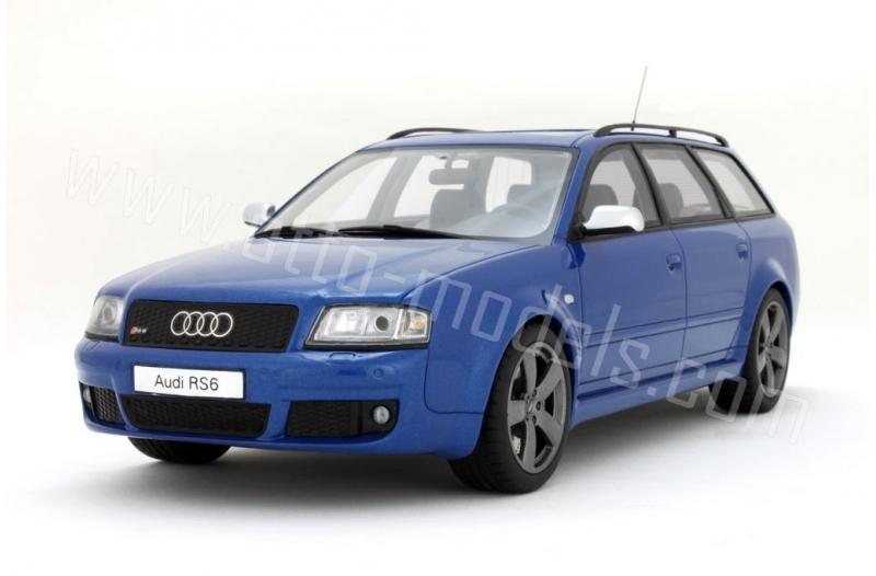 Ot074 Audi Rs6 Plus Avant 2002 Ottomobile