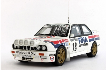 BMW E30 M3 Group A (RALLY)