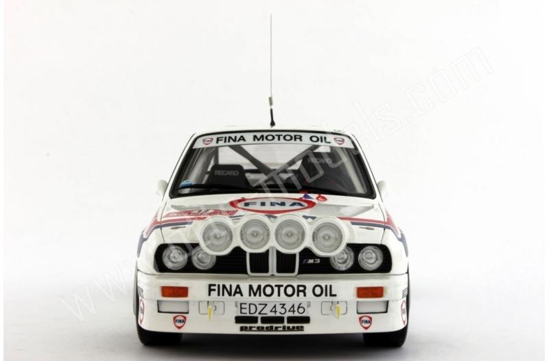 Ot085 Bmw E30 M3 Group A Rally Ottomobile