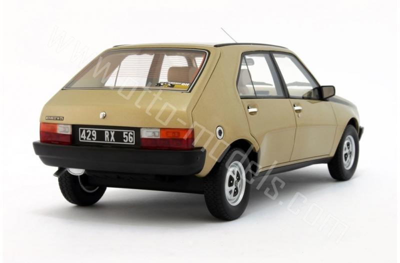 Ot087 Renault 14 Ts Ottomobile