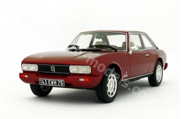 Peugeot 504 Coupe V6 Ph. 3