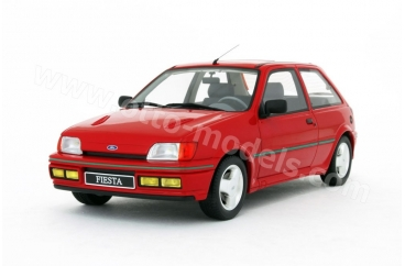 Ford Fiesta Mk3 RS Turbo