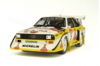 Audi Sport quattro S1 Rallye San Remo 1985