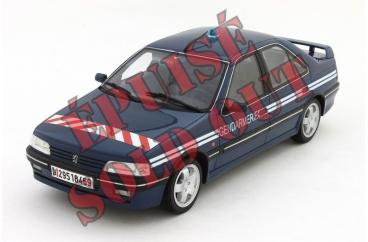 Peugeot 405 T16 Gendarmerie