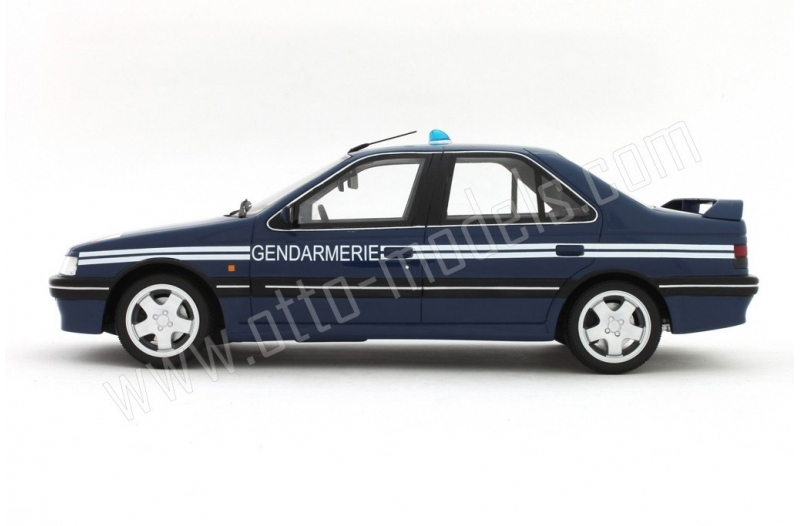 ot526 peugeot 405 t16 gendarmerie ottomobile. Black Bedroom Furniture Sets. Home Design Ideas