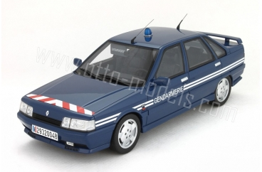 Renault 21 Turbo Gendarmerie