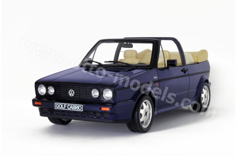 OT531 Volkswagen Golf Cabriolet Classic Line - Ottomobile