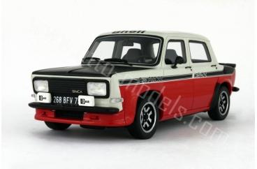 Simca 1000 Rallye 2 SRT 77