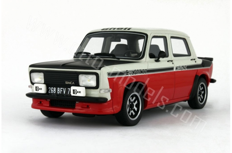 Ot537 Simca 1000 Rallye 2 Srt 77 Ottomobile