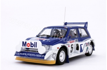 MG Metro 6R4 Computervision RMC 1986 RALLY