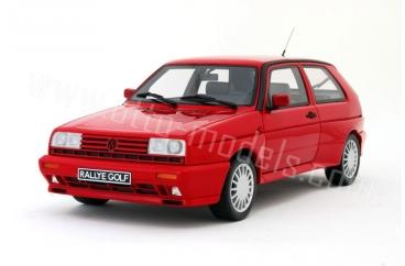 Volkswagen Golf 2 Rallye Rouge
