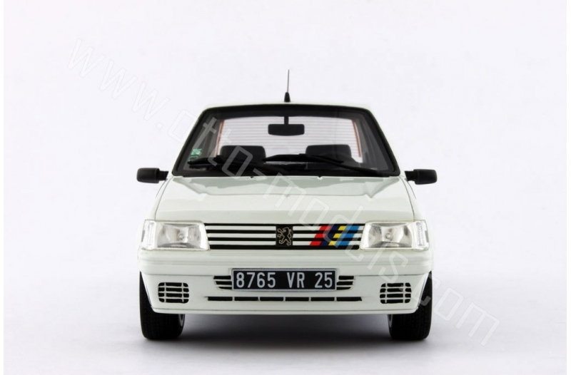 ot548 peugeot 205 rallye facelift ottomobile. Black Bedroom Furniture Sets. Home Design Ideas