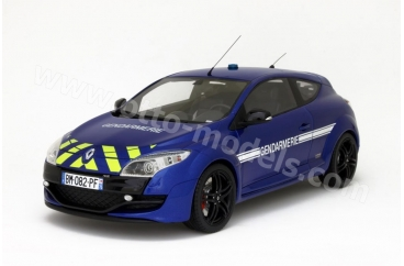Renault Megane 3 RS Gendarmerie