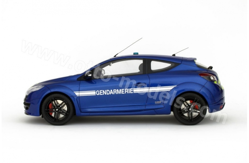 ot549 renault megane 3 rs gendarmerie ottomobile. Black Bedroom Furniture Sets. Home Design Ideas
