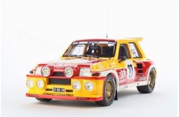 Renault 5 Maxi Turbo 33 Export (RALLYE)