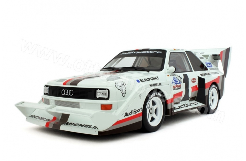 g010 audi sport quattro s1 pikes peak 1 12 ottomobile. Black Bedroom Furniture Sets. Home Design Ideas