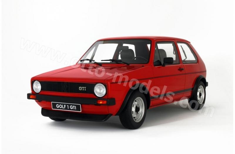 Volkswagen GOLF 1 GTI 1/12