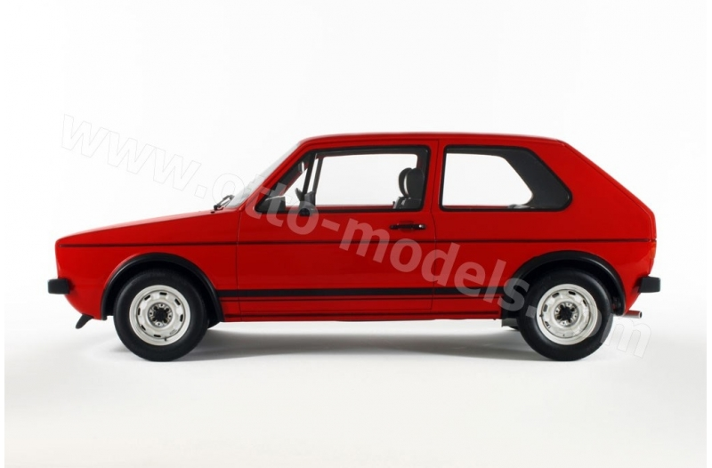 G013 Volkswagen Golf 1 Gti 1 12 Ottomobile