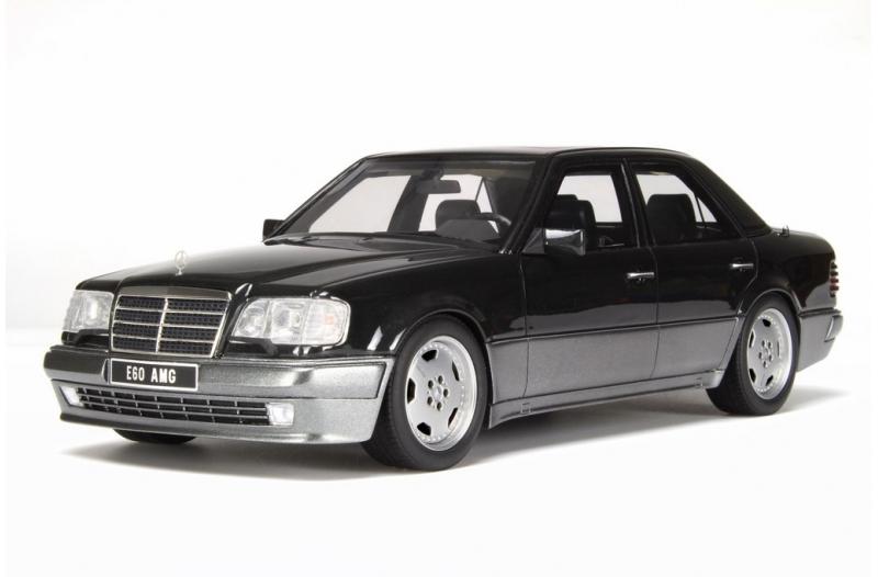 OT131 Mercedes-Benz W124 E60 AMG - Ottomobile