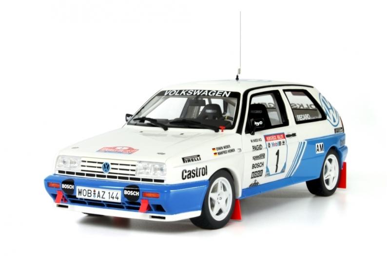 Volkswagen Golf 2 Rallye Groupe A