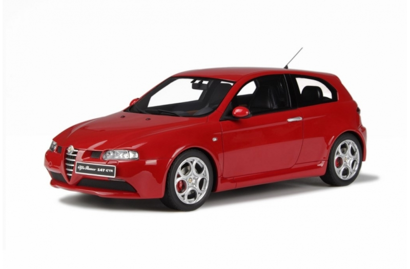 ot150 alfa romeo 147 gta ottomobile. Black Bedroom Furniture Sets. Home Design Ideas