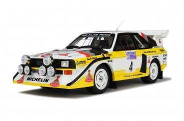 Audi Sport quattro S1 RAC 1985