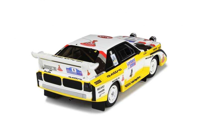 Ot617 Audi Sport Quattro S1 Rac 1985 Ottomobile