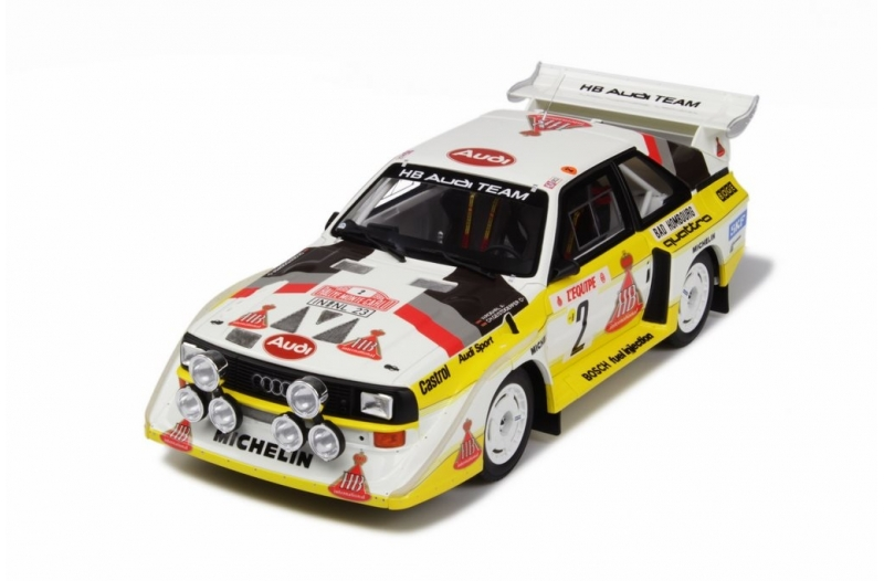 ot602 audi sport quattro s1 rallye monte carlo 1986. Black Bedroom Furniture Sets. Home Design Ideas