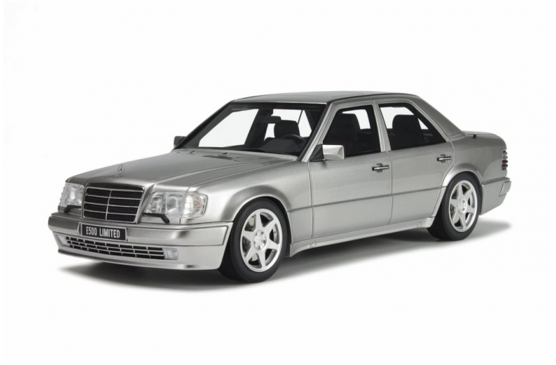 ot623 mercedes benz e500 limited ottomobile. Black Bedroom Furniture Sets. Home Design Ideas