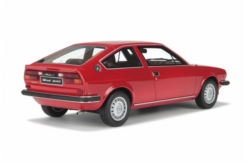 Ot160 Alfa Romeo Alfasud Sprint Ottomobile