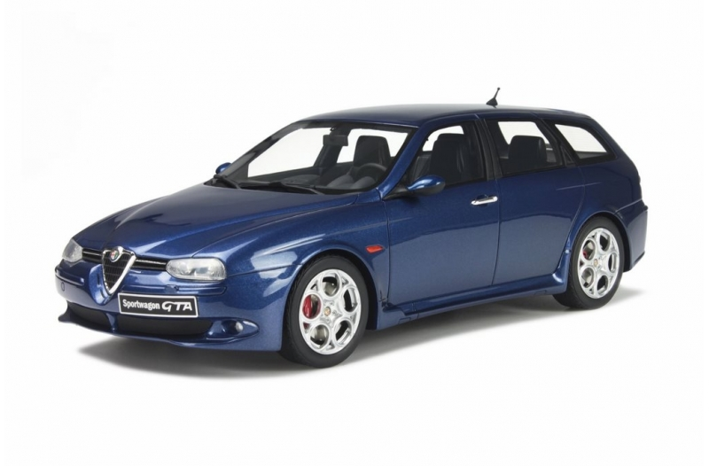 ot156 alfa romeo 156 gta sportwagon ottomobile. Black Bedroom Furniture Sets. Home Design Ideas