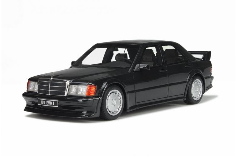Ot151 Mercedes Benz 190 E 2 5 16 Evo I Ottomobile