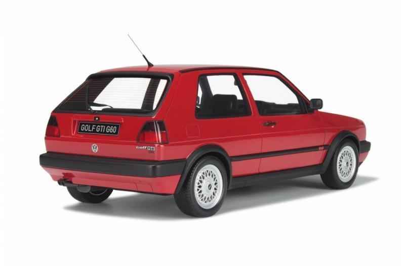 G019 Volkswagen Golf GTI G60 1/12