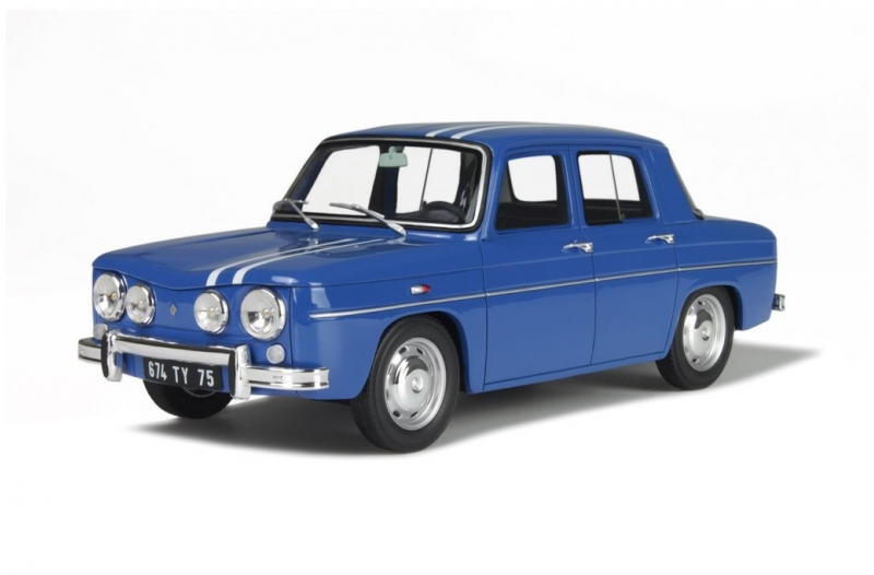 Ot628 Renault 8 Gordini 1300 Ottomobile