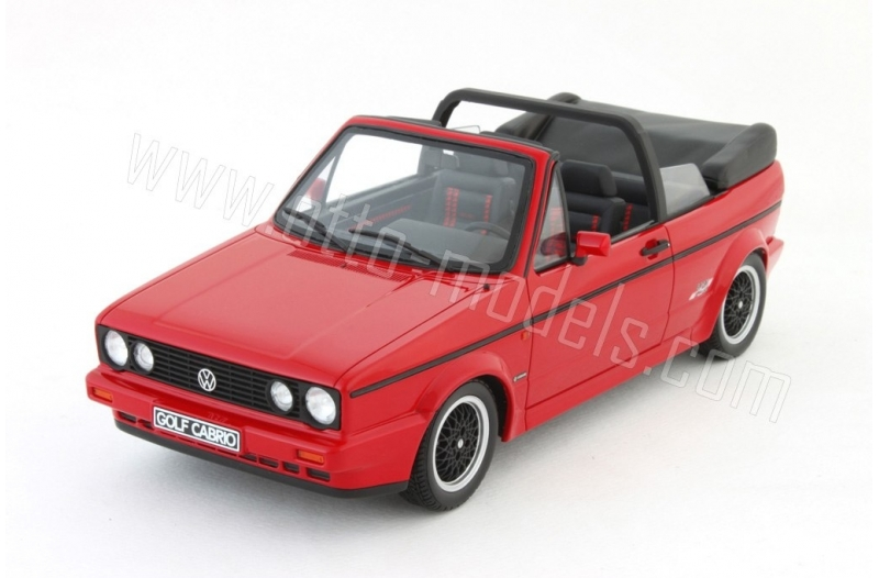 ot052 volkswagen golf 1 cabriolet sportline ottomobile. Black Bedroom Furniture Sets. Home Design Ideas