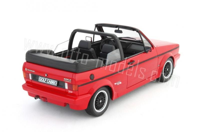 ot052 volkswagen golf 1 cabriolet sportline ottomobile. Black Bedroom Furniture Sets. Home Design Ideas