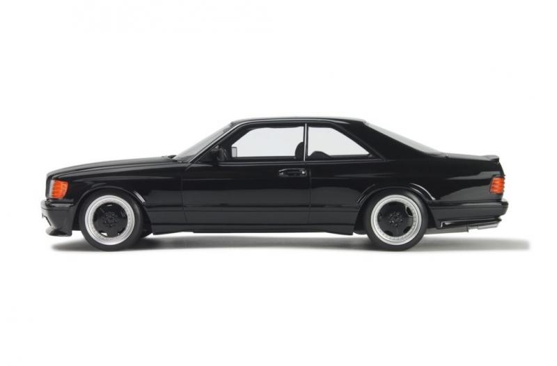 Ot187 Mercedes Benz 560 Sec Amg Ottomobile