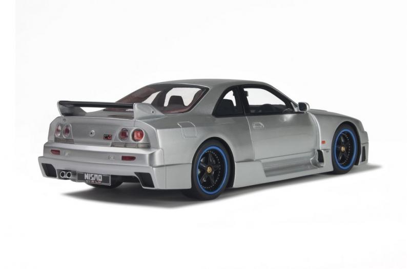 OT193 Nissan Skyline R33 Nismo GT-R LM - Ottomobile