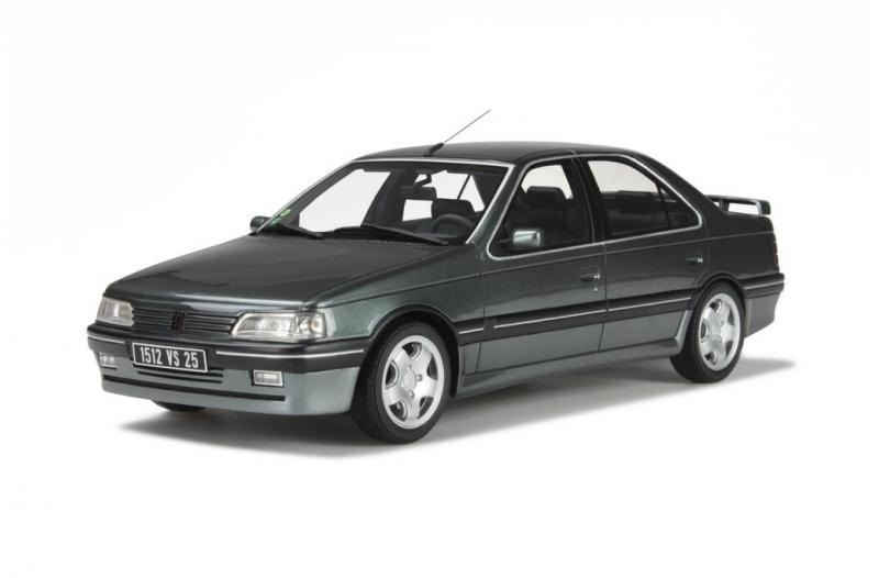 Objets publicitaires et promotionnels PEUGEOT 405 Peugeot-405-mi16