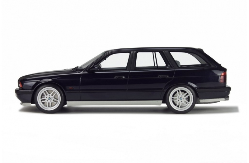 Bmw Alpina B6 >> OT198 BMW E34 M5 Touring - Ottomobile