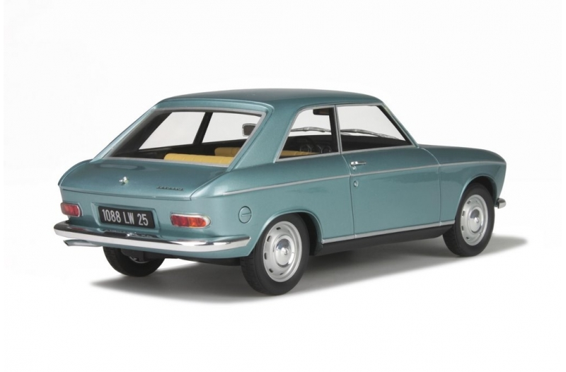 Ot196 Peugeot 204 Coup 233 Ottomobile