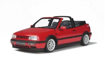 Volkswagen Golf 3 Cabriolet Sport Edition