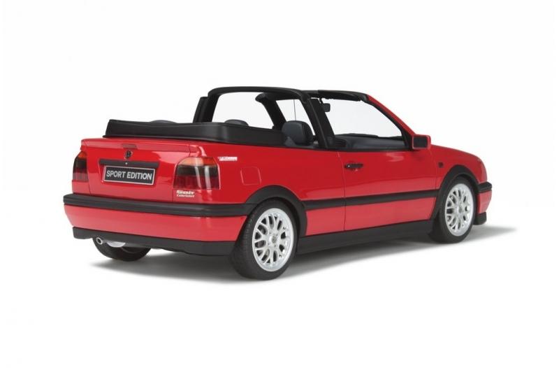Ot202 Volkswagen Golf 3 Cabriolet Sport Edition Ottomobile