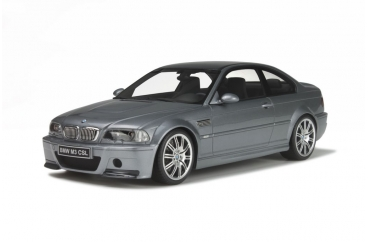 BMW M3 E46 CSL (M rims)