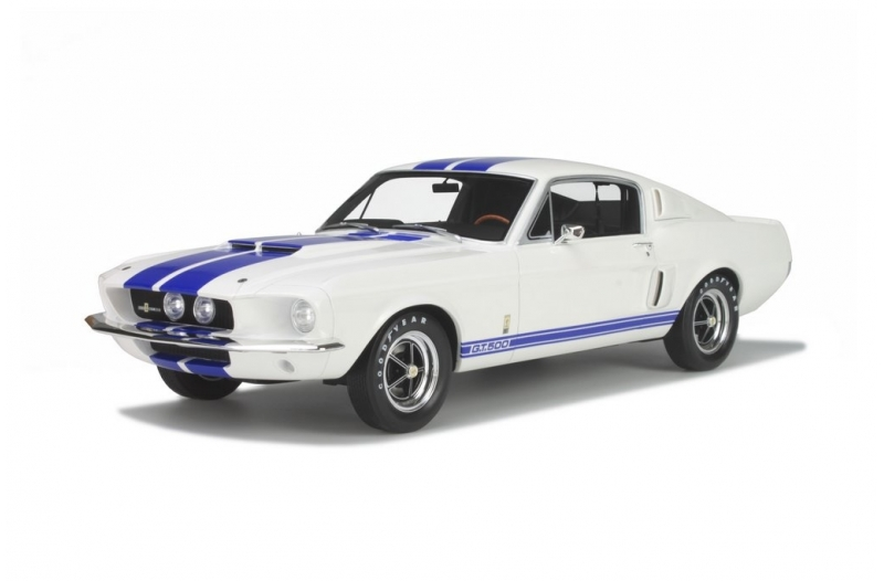 G022 Ford Mustang Shelby Gt500 Ottomobile