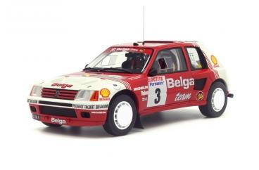 Peugeot 205 T16 Groupe B